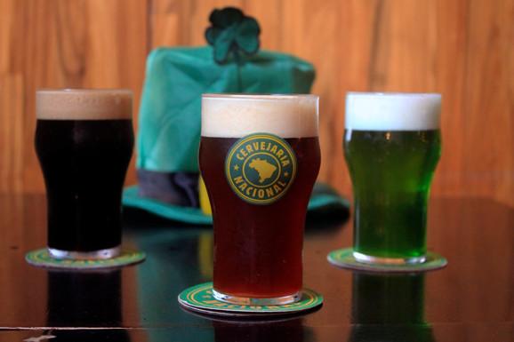 Março com Musas Cervejeiras e St. Patricks na Cervejaria Nacional
