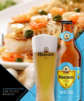 Semana Santa: Hausen sugere harmonização de pratos clássicos com diferentes estilos de cerveja