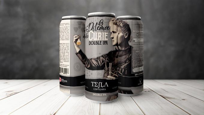 Cervejaria Tesla lança o Dilema de Curie