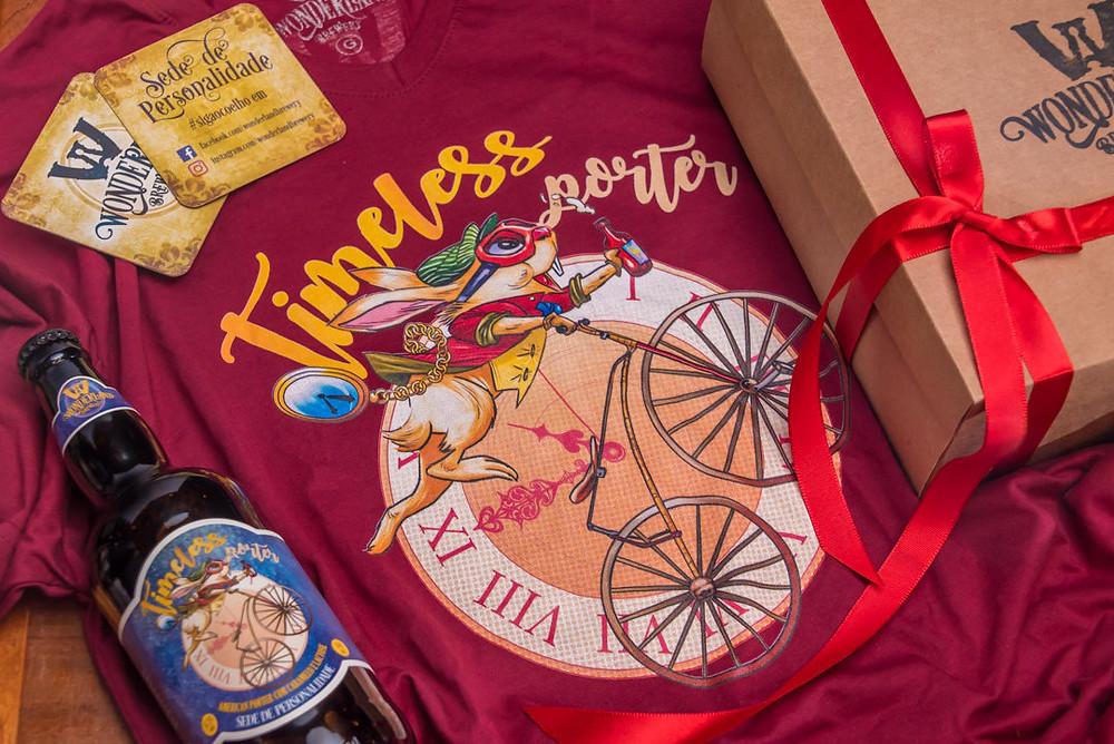 kit de cerveja Wonderland Brewery