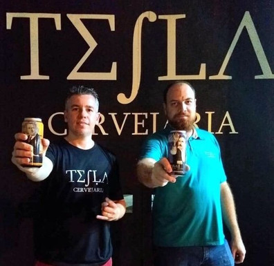 Hop Hour entrevista Tesla Cervejaria