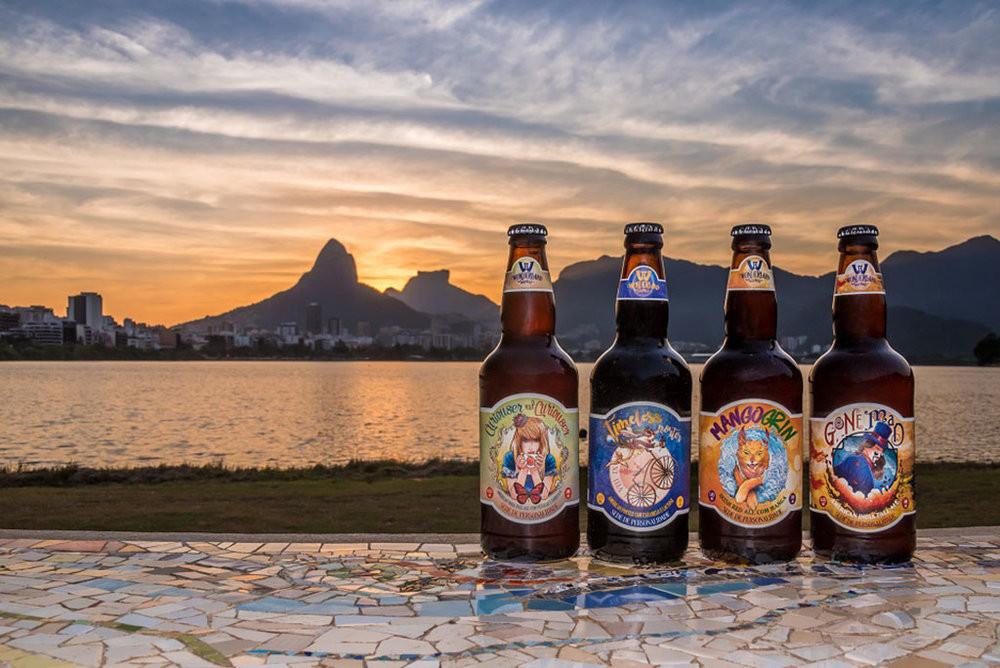 cerveja rio de janeiro wonderland brewery