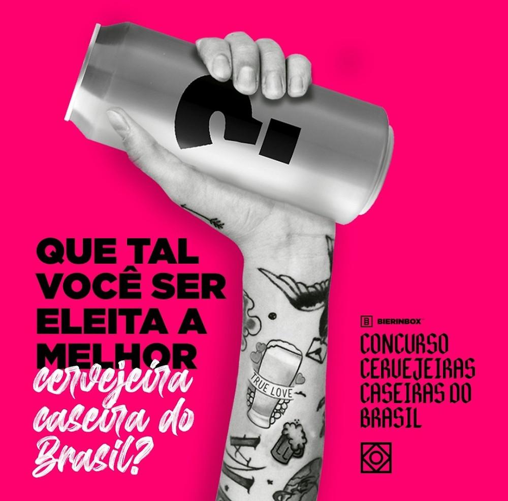 concurso cervejeiras caseiras do brasil