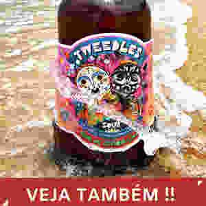 Wonderland Brewery tweedles