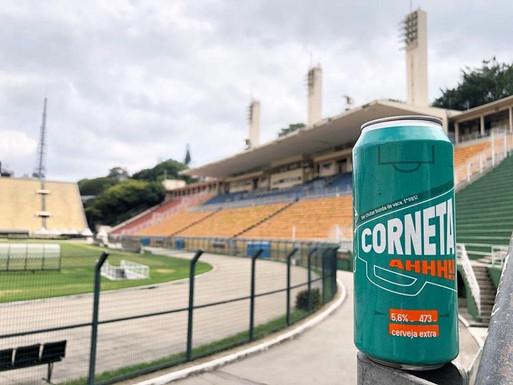 Cervejaria Adorea dá pontapé inicial com o lançamento da Corneta