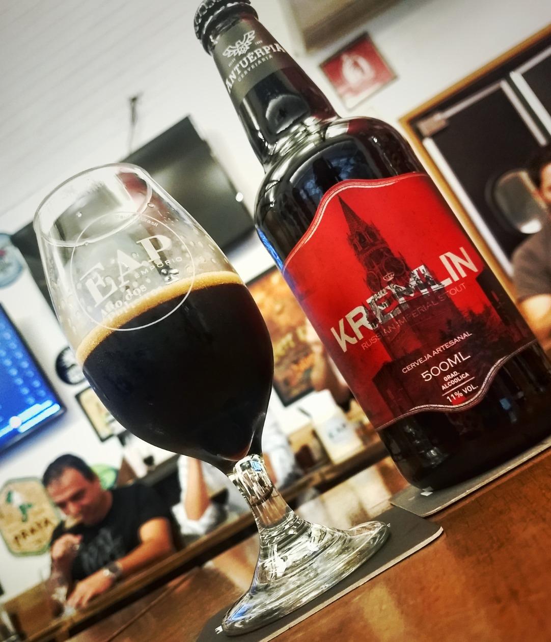 Kremilin - Cervejaria Antuérpia