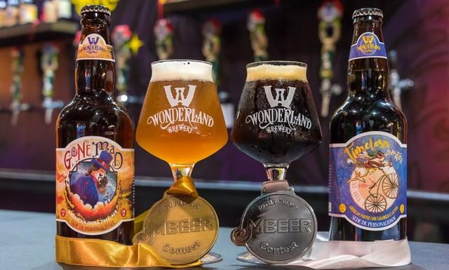 Wonderland Brewery estréia no Slow Brew Brasil