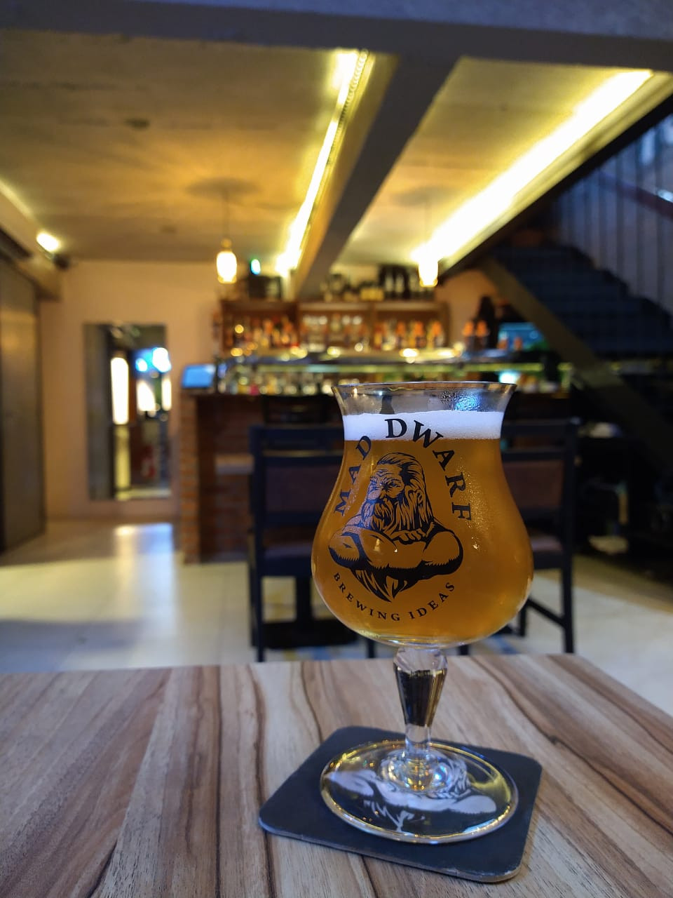 cerveja Mad Dwarff