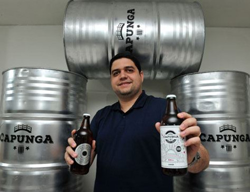 Hop Hour entrevista Capunga Craft Beer