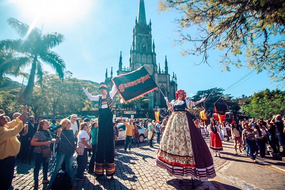 Bauernfest, a Festa do Colono Alemão