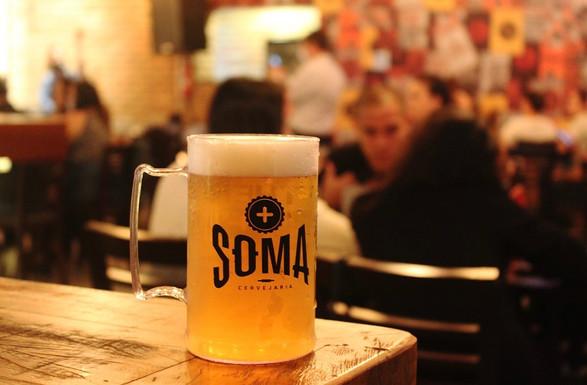 SOMA Cervejaria terá cinco dias de Oktoberfest