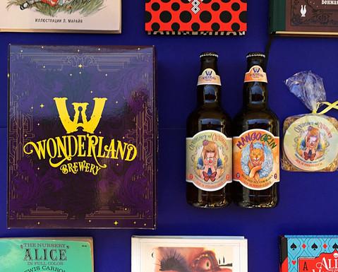Wonderland Brewery tem opções de presentes para Dia das Mães