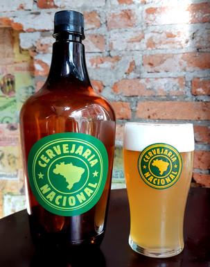 Delivery de cervejas da Cervejaria Nacional agora com 50%