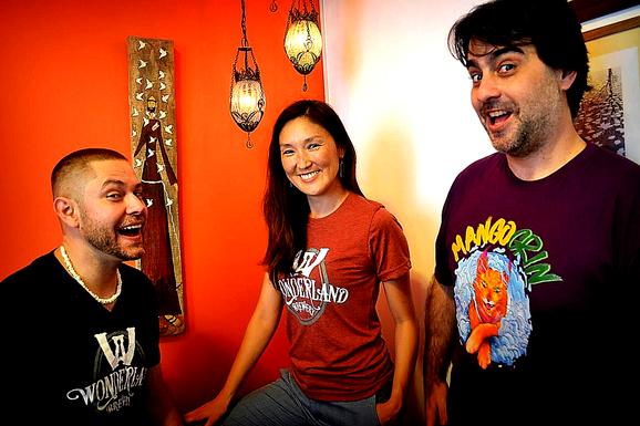 Hop Hour entrevista Wonderland Brewery