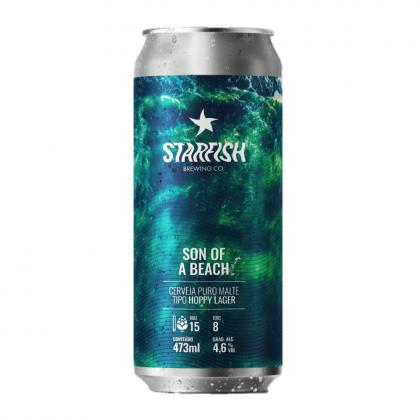 starfish - son of a beach