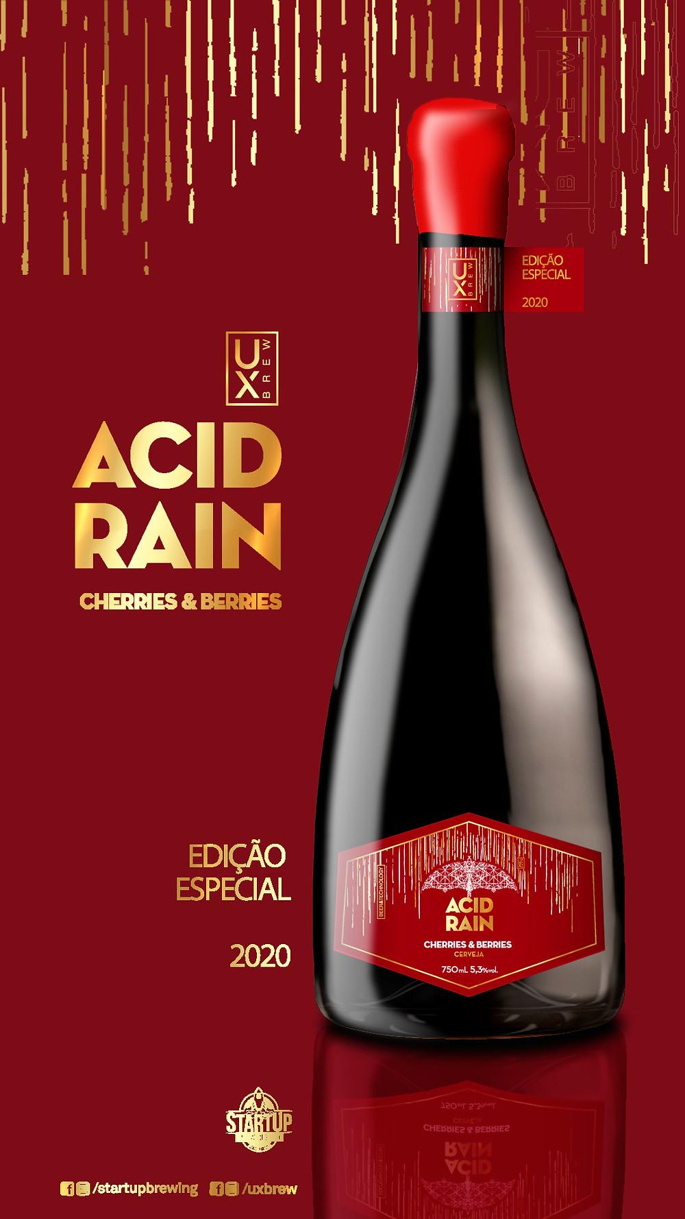 Acid rain ux brew