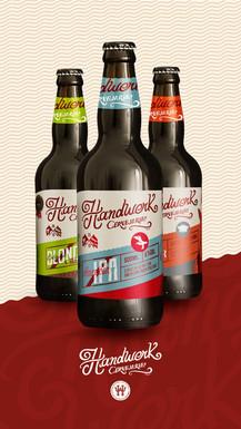 A Cervejaria Handwerk está de visual novo!