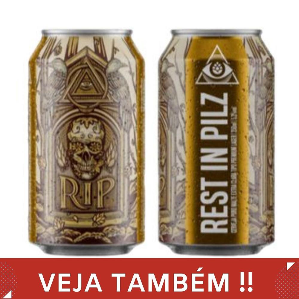 Cervejaria Dogma lança a Rest in Pilz