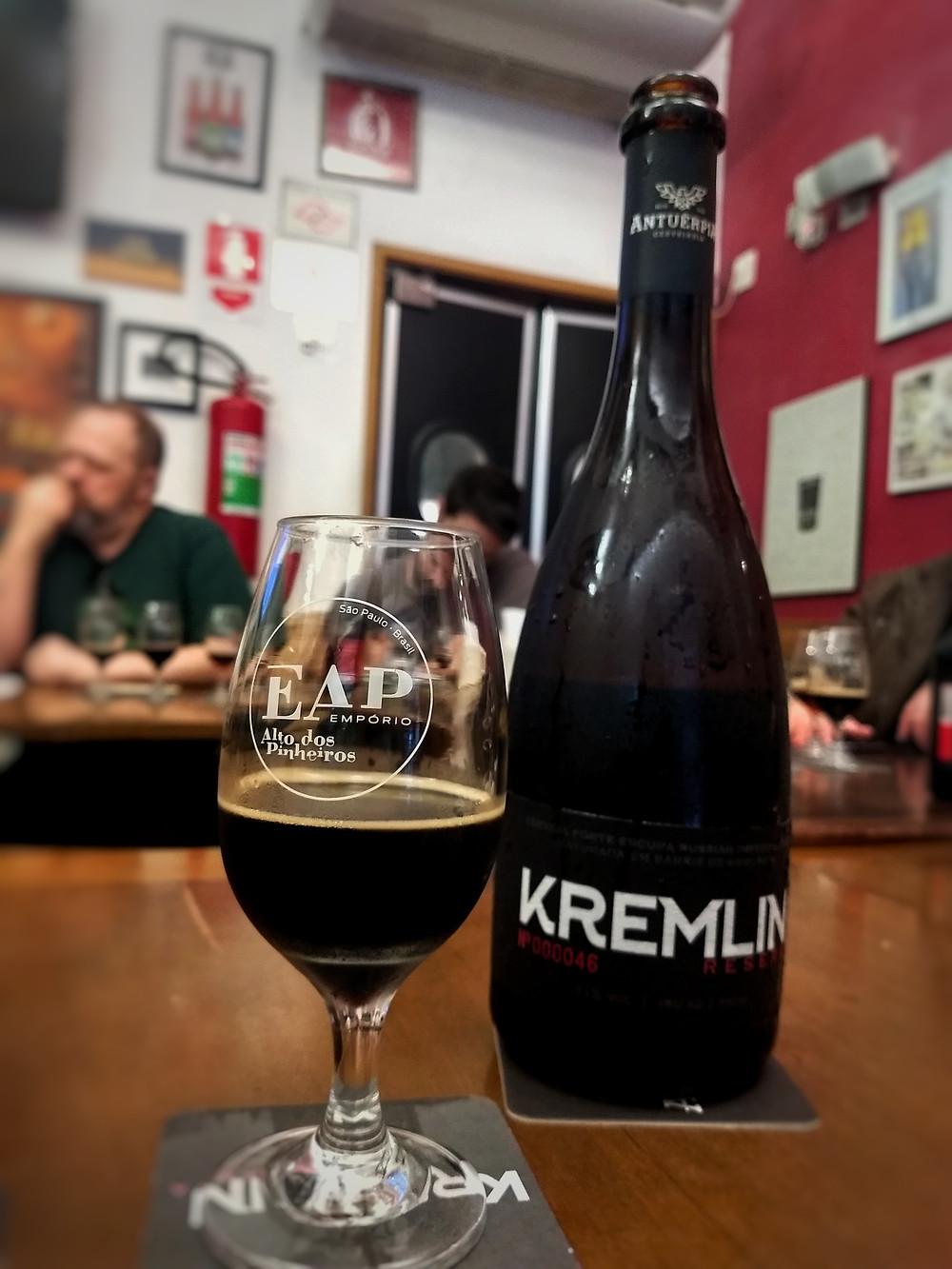 cerveja kremlin