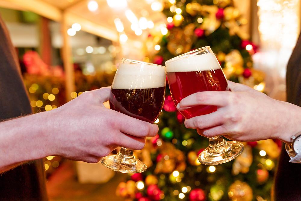 cervejas natalinas