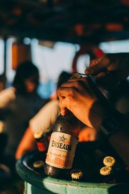 Aloha Spirit tem novo patrocinador, a Cerveja Enseada
