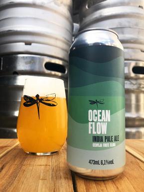 Cervejaria Dádiva inclui em seu portfólio a Ocean Flow, sexta cerveja de linha de New England IPAs