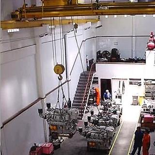 workshop general view
