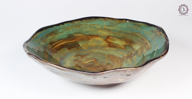 Ornate Culture Starry night bowl