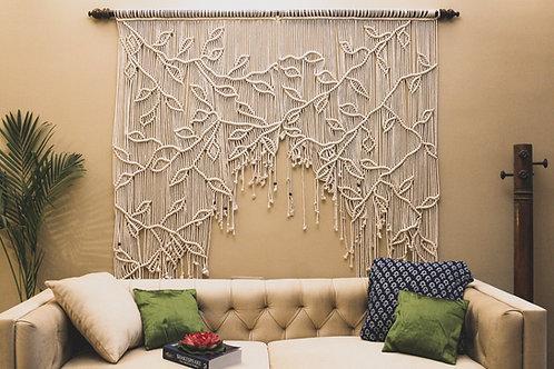 Leaf Folliage Wall Hanging