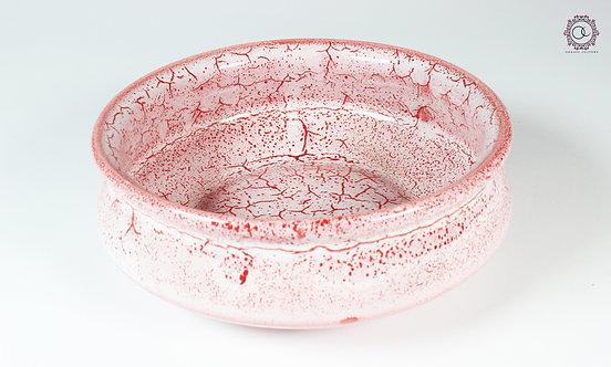 Ornate Culture Pink Trinket Bowl