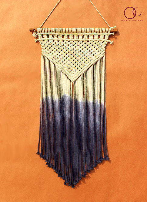 Blue Ombre Wall Hanging