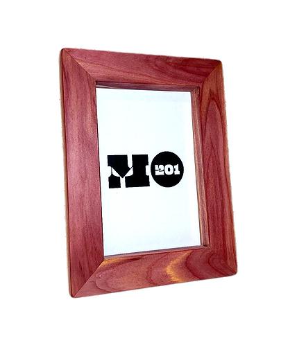 4x6 Red Cedar Picture Frame