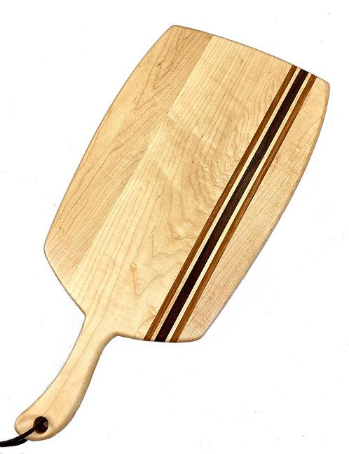 Maple Striped Charcuterie Board