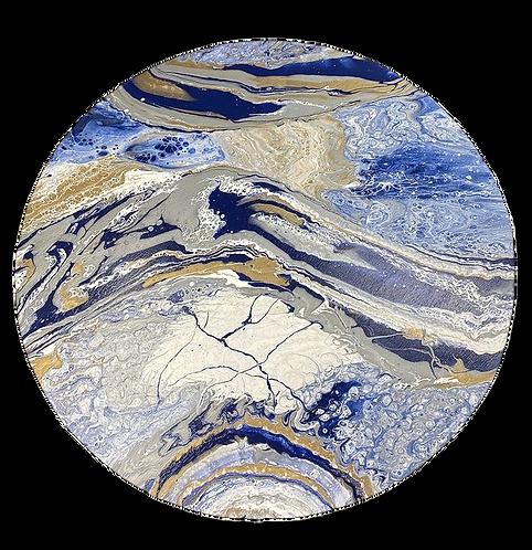 Acrylic Pour #4
