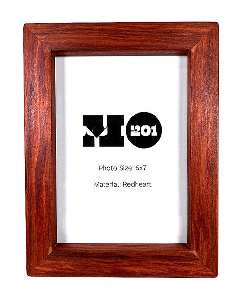 5x7 Redheart Picture Frame