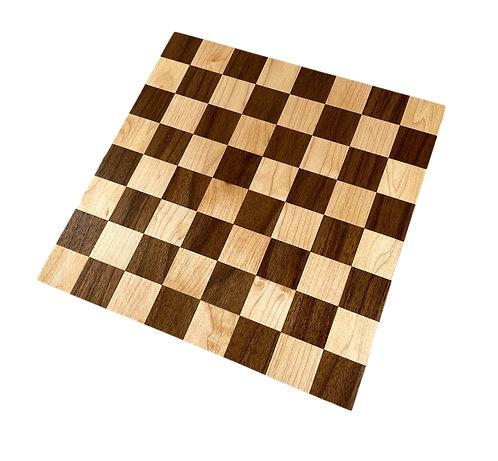 Small Walnut Chess Board