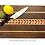 Thumbnail: Walnut Chevron Cutting Board