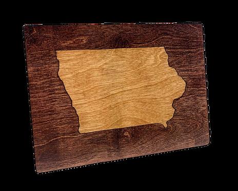 Iowa Stained Art
