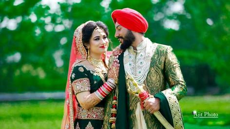 Sandeep & Amritneer's Wedding Film