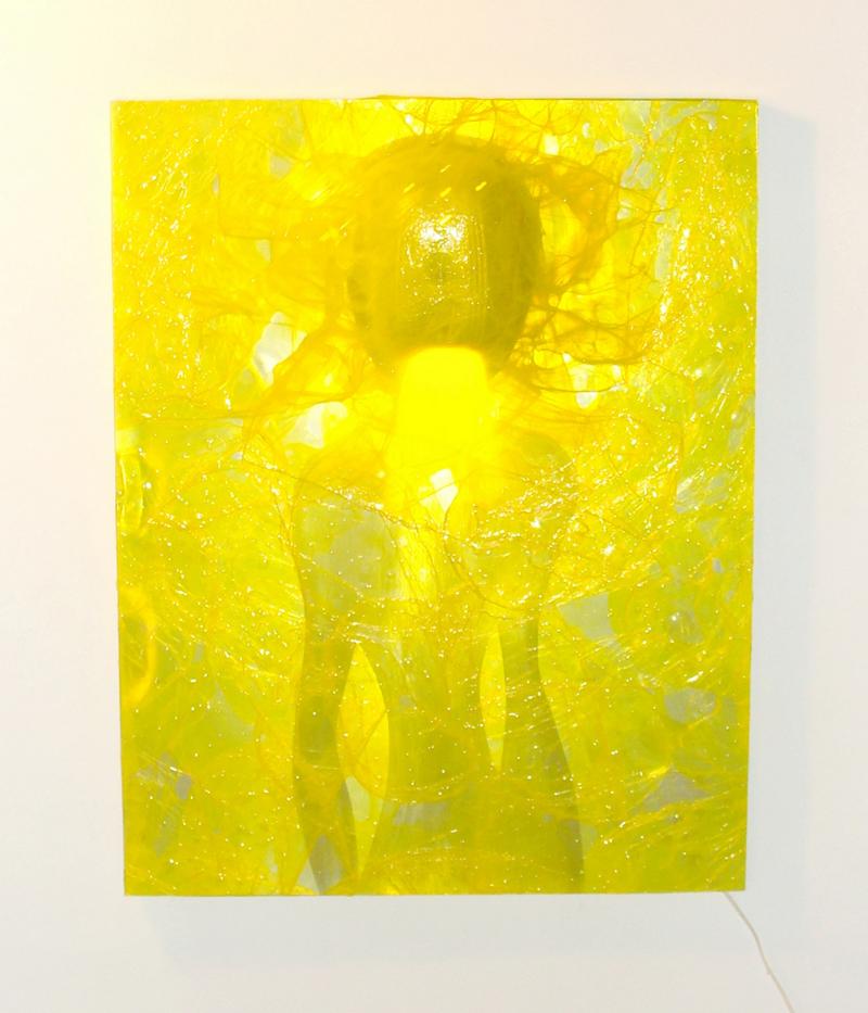 guardiano giallo - 2009 - H100 L70