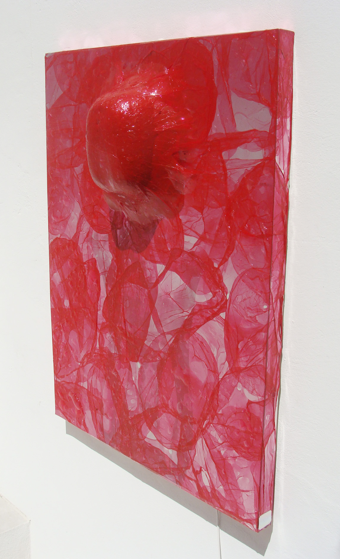 guardiano rosso - 2009 - H100 L70