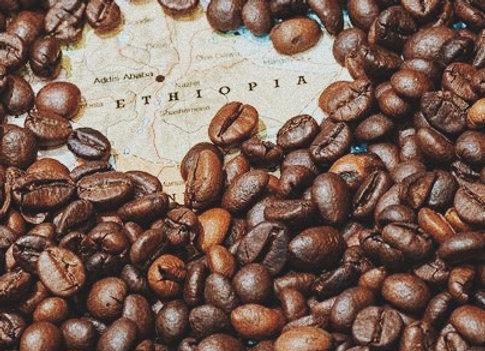 Кофе Ethiopia Yirgacheffe |  Кот и Город