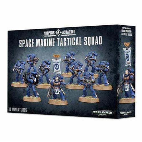 Adeptus Astartes Space Marine Tactical Squad
