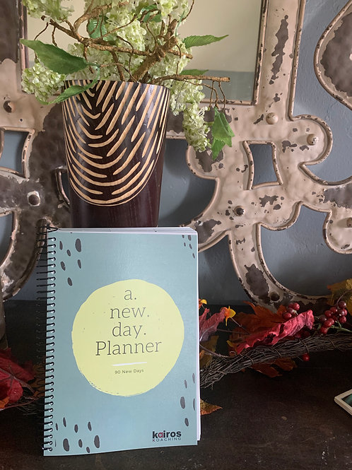 a.new.day Planner/Journal