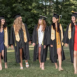 Greece Athena High School Grads