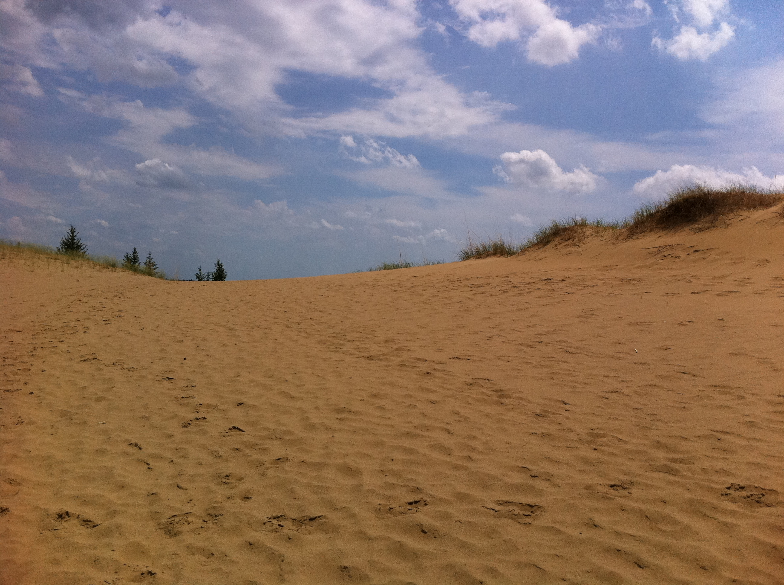 The Spirit Sands