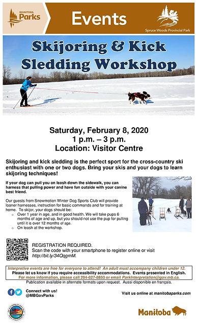 SWPP February Skijoring Workshop 2020-pa