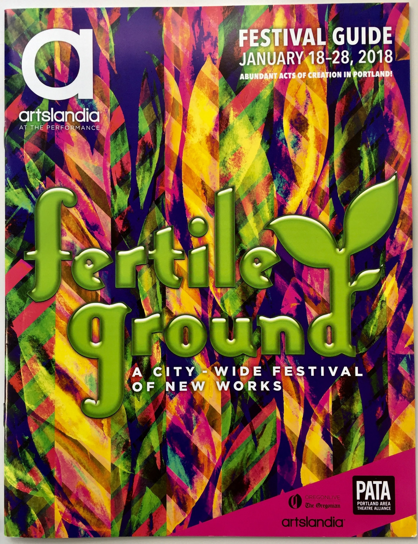 Fertile Ground City Arts Fest Guide