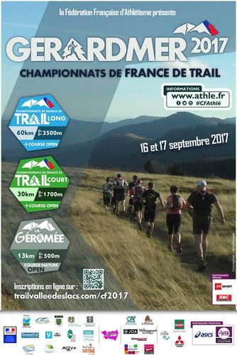 Les Vosges, terre de trail