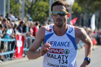 Dernière ligne droite avant le marathon de Paris !